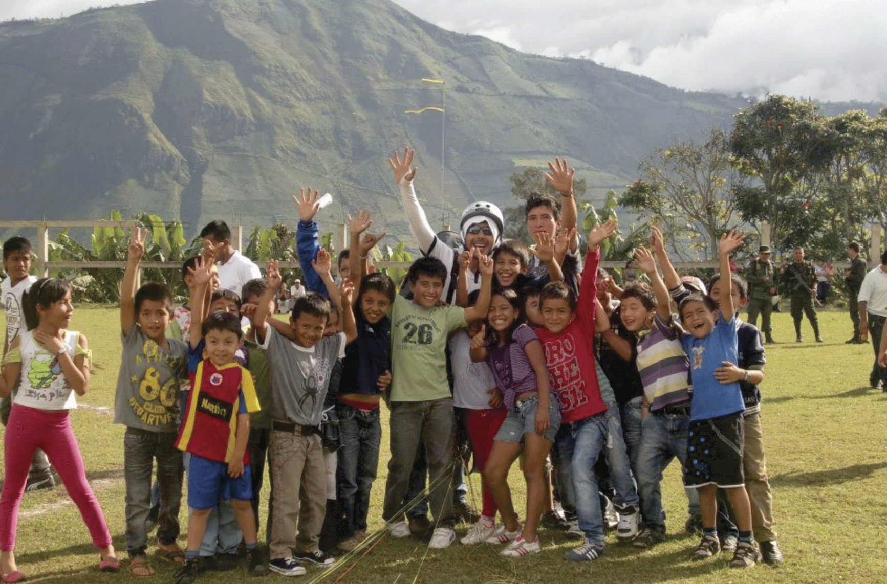 Fotografía Cortesía Revista Consacá Paraíso Turístico.